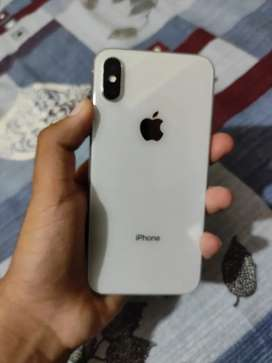 Iphone X mint condition 64gb never repaired