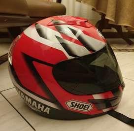 Helm Shoei X8 SPIII Yamaha (Limited Edition No.0075) Very Rare Item