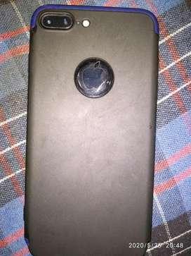 iphone 7 plus mate black32 gb