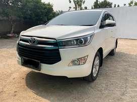 Kijang innova V diesel matic 2018 Model terbaru