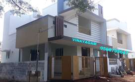 FACINATING , DESIGNER Villa for sale at VADAVALLI --Vinayagam--(67 L)