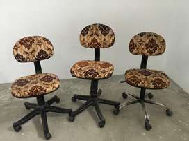 Revolving chairs
