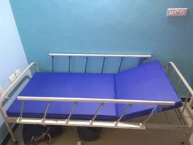 Hospital Cot with bed