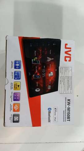 JVC CAR MULTIMEDIA MUSIC PLAYER AVAILABLE IN GOOD PRICE.