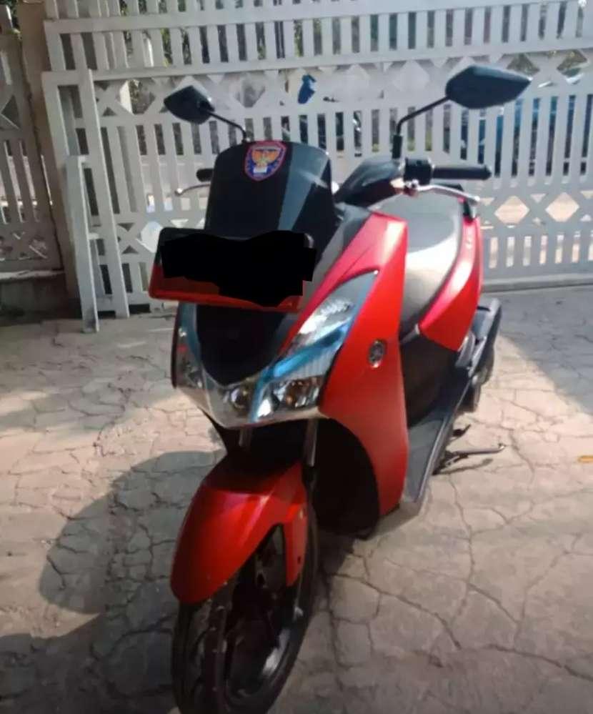 Yamaha All New Lexi 125cc Vva_fi Tahun 2019