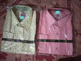 Unused NEW  branded shirts for men