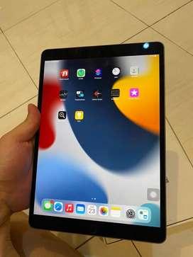 Jual BU iPad Pro 10.5 inch 256GB wifi cellular Ex iBox Mulus Lengkap