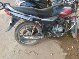 Old Bajaj Platina bike for sale