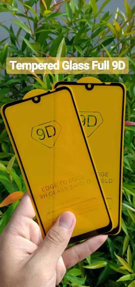 Tempered Glass Full 9D