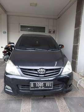 Milik Pribadi Jual Second Toyota Kijang Inova Rp.145jt (nego tipis)