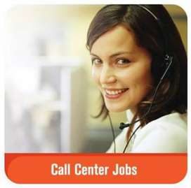 Call center job available