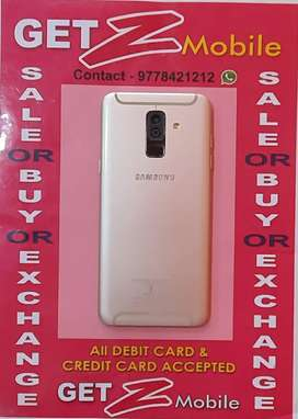 Samsung Galaxy A6 Plus Gold