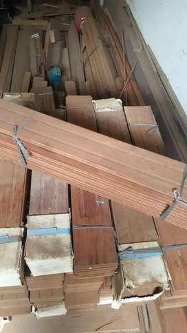 Flooring Kayu Merbau (12 cm x 60cm) / Pool Deck, Decking