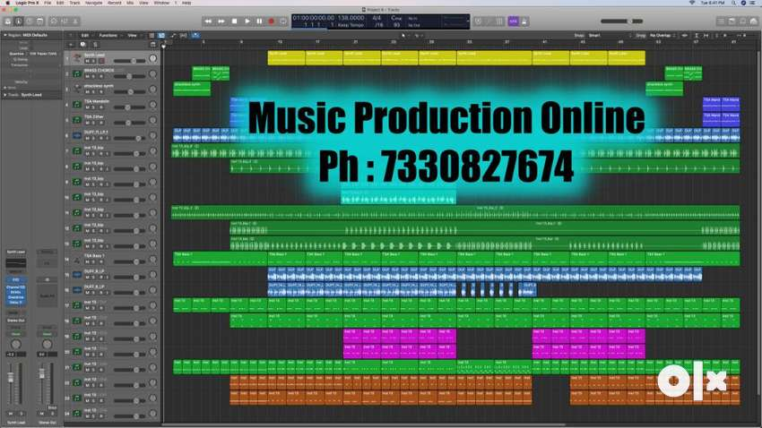 Music Production Online 0