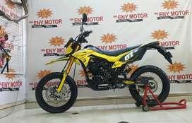 02 Kawasaki D-tracker SE th 2019 widih #Eny Motor#