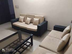 2 bed room 7year old flat available in kuntikan near aj hospital