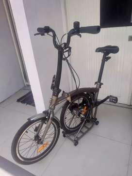 United Trifold 3Speed (3s) mulus