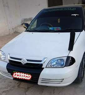 Suzuki Cultus VX 2015 now available on only 20% advance