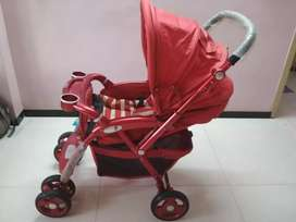 Stroller for 0 to 3years kids