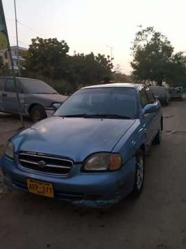 Baleno 2003 for sale in good condition