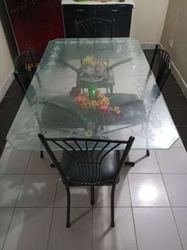 Dining table of Four