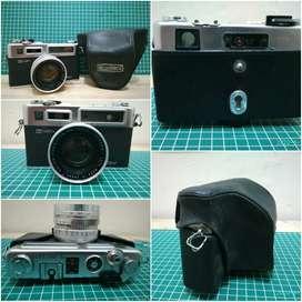 Canonet QL19 (nego dan rusak)