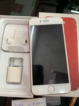 Brand new iphone 7 128gb with bill 6 month seller warranty