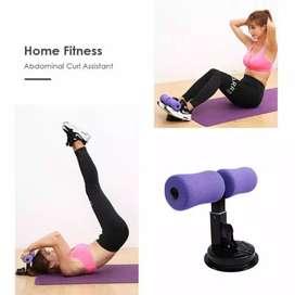 HS Alat Bantu Olahraga Penahan Pegangan Kaki Sit Up Yoga Fitness Gym