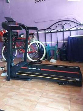 Electric  Treadmill  Tl 615 /4 fungsi