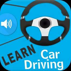 Learn car Driving @250/day in your own Car