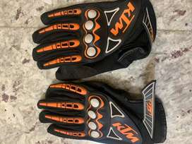 ktm gloves brand new
