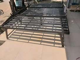 Metal Folding 3x6saiz bed