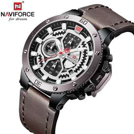 NAVIFORCE Man Quartz Watch