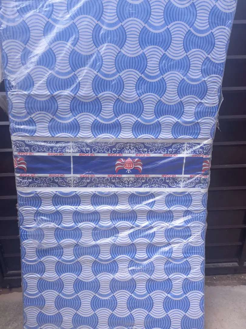 Diamond supreme and UK foam new mattress