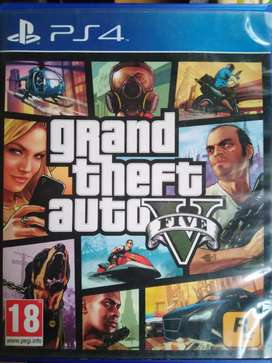 Gta 5  for son ps4