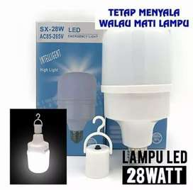 Lampu Emergency LED 28 Watt murmer