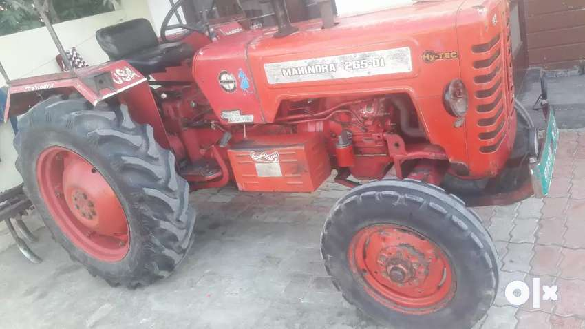 my tractor mahindra di 265 for sell rate 1.30.000 0