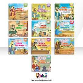 Buku Cerita Anak Serial Ulama Ahlussunnah