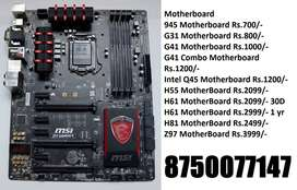 LeD Ram CPU Motherboard Laptop/PC Harddisk Graphics Card COD Available