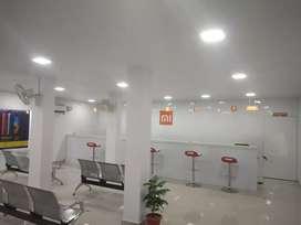 Mi service center . Bhanugudu junction