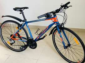 Firefox Hybrid cycle (700c)