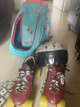 Skates (Quads)With Matrix wheels.Shoe No 6