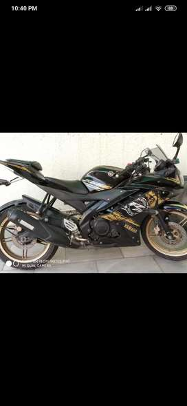 Single owner mint conditon yamaha R15 vs2.0