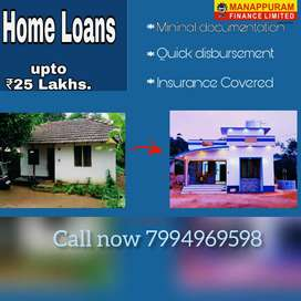 Home loans for all income categories