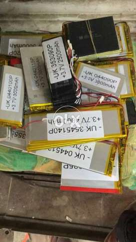 Tablets battery all size