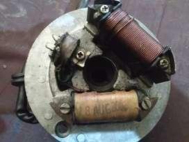 RX 135 magnet coil