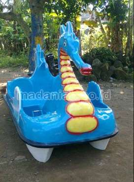 Jual Wahana Air Sepeda Air Fiber Model Kuda Laut Kulonprogo