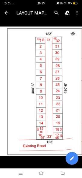 Low price 11.lacks very near sholaka School   Limited  Flats available