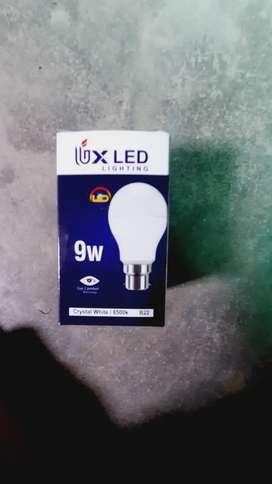 UBX 9W LED BULB