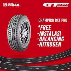 Ban mobil GT radial champiro BXT pro ukuran 195/60 R15.bisa di cicil.